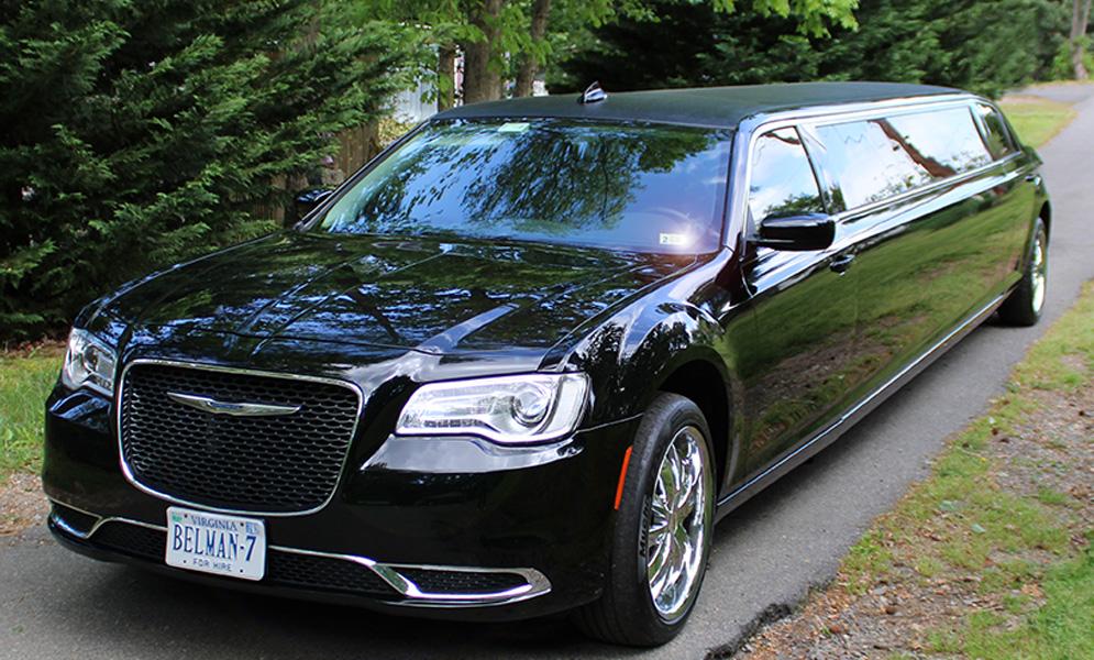 Chrysler 300 - Stretch Limo - Exterior